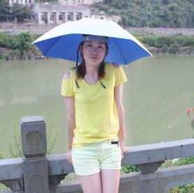 Походный головной зонтик