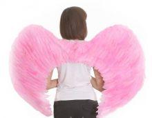 Крылья Ангела 80х60 Розовые