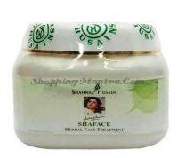 Лечебная маска для лица с натуральными травами Шахназ Хусейн (Shahnaz Husain Shaface)
