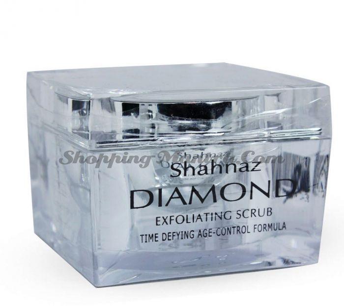 Бриллиантовый скраб Шахназ Хусейн   Shahnaz Diamond Scrub