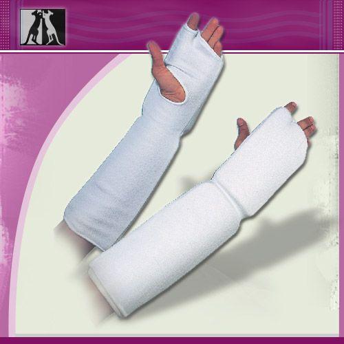 Защита руки эластичная, белая, полиэстер, senior, артикул 14009, KANGO