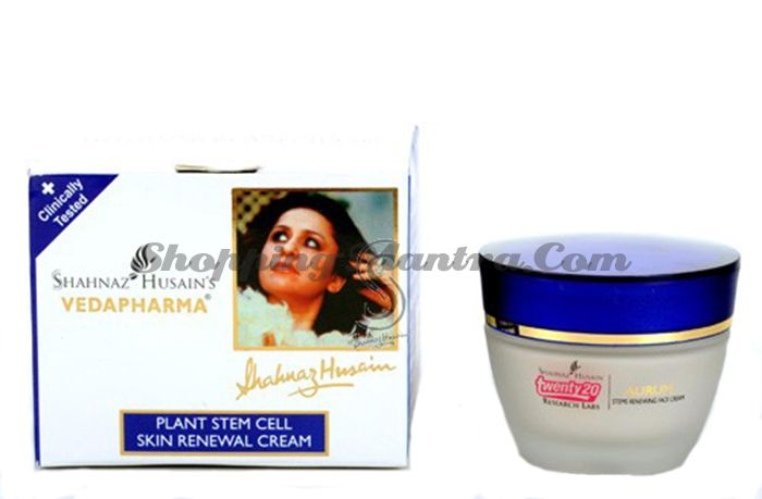 Крем омолаживающий на основе стволовых клеток растений Шахназ (Shahnaz Plant Stem Cell Cream)