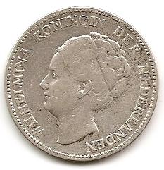 1 гюльден Нидерланды 1923 Распродажа!