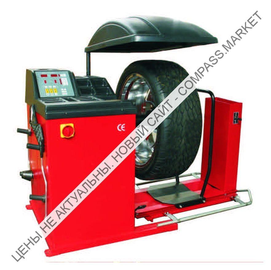 Балансировочный стенд для колес грузовых автомобилей, Werther-OMA (Италия)