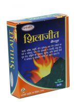 Мумие Патанджали для укрепления организма (Divya Patanjali Shilajeet Сapsule)
