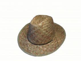 Ковбойская соломенная шляпа