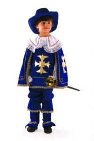 Костюм мушкетер короля  детский