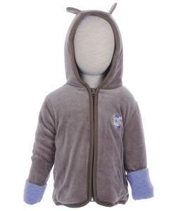 Куртка велюровая на синтепоне бренд Лилипут
