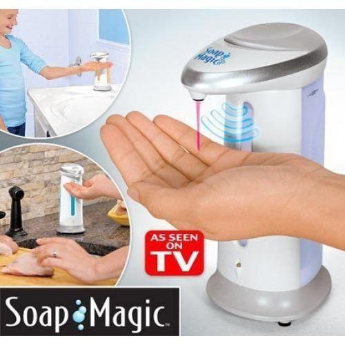 Мыльница сенсорная Soap Magic