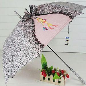 Зонтик под леопард