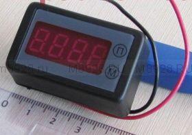 Счетчик моточасов вольтметр СМВ-036-4-А,