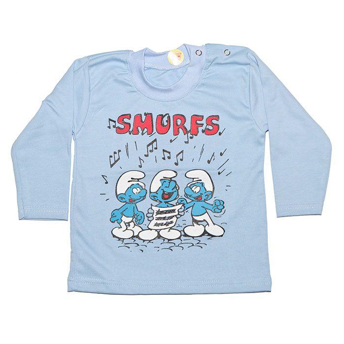 Майка Smurfs 74 размер
