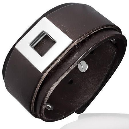 Кожаный браслет LBHY39711