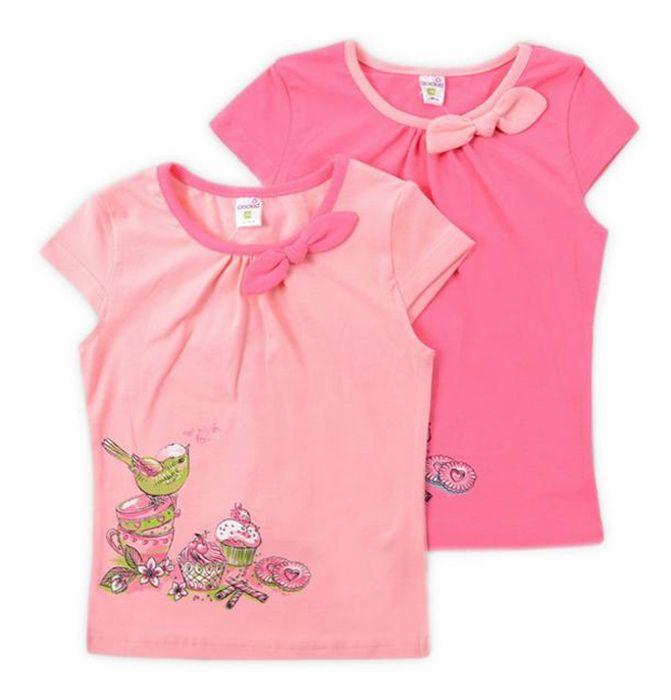 Блуза для девочки Доброе утро