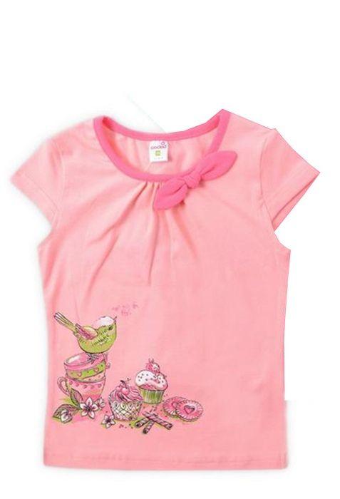 Блуза для девочки Солнечное утро