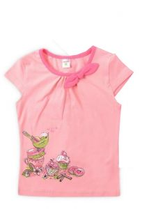 Блуза для девочки Солнечное утро К3794 Крокид