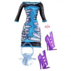 Набор одежды Эбби Боминейбл (Abbey Bominable Basic Fashion Pack), MONSTER HIGH