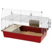 Ferplast Клетка для кроликов Rabbit 100 цветная (бюджет)
