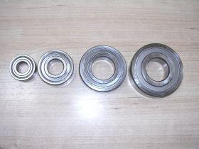 Подшипник 6206 ZZ (Whirlpool/Indesit)  30x62x16