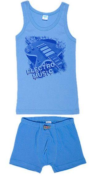 Синий комплект для подростка