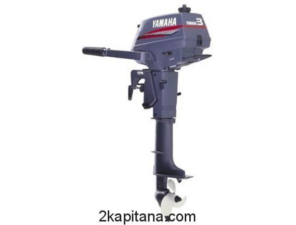 Лодочный мотор Yamaha (Ямаха) 3 ВMHS