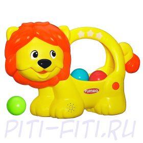 """HASBRO. Playskool. Игрушка """"Весёлый львёнок"""""""