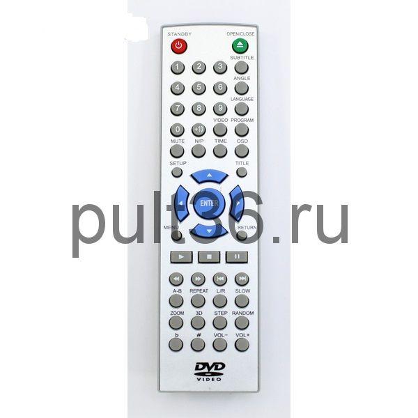 Пульт ДУ Akira GLD-04-01 DVD