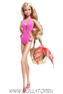 Коллекционная кукла Барби базовая модель № 4 Коллекция 003 - Barbie Basics Doll Model № 4