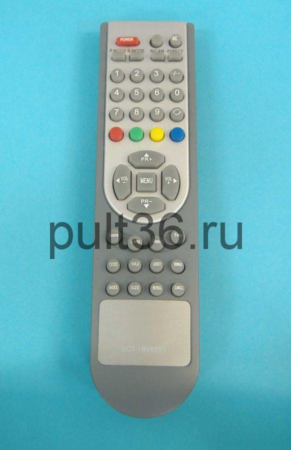 Пульт Akira для телевизоров LCT-19V82ST, LCT-22V82ST, LCT-32V82ST