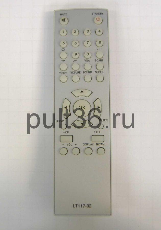 Пульт ДУ BBK LT117-02