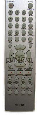 Пульт ДУ BBK RC-19-02 (SHIVAKI N2001508)