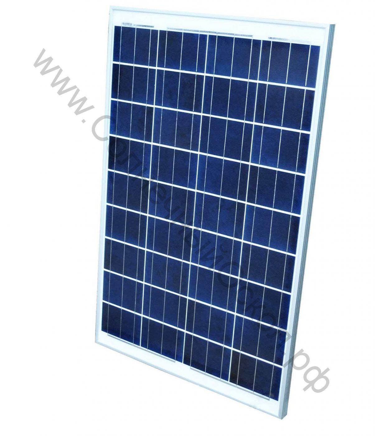 Поликристаллическая солнечная панель WDNY-100P24