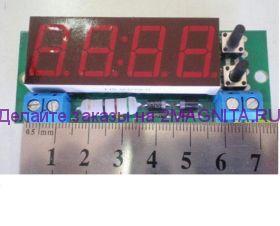 Счетчик времени наработки СМ 12в ( моточасы)