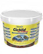 Tetra Cichlid XL Flakes Корм для всех видов цихлид (крупные хлопья) (10 л)