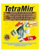 Tetra Min Корм для всех видов тропических рыб (хлопья) (12 г)