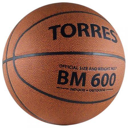 Баскетбольный мяч Torres BM600