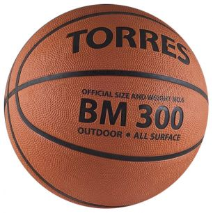 Баскетбольный мяч Torres BM300