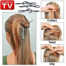 Женские заколки Twist N Clip