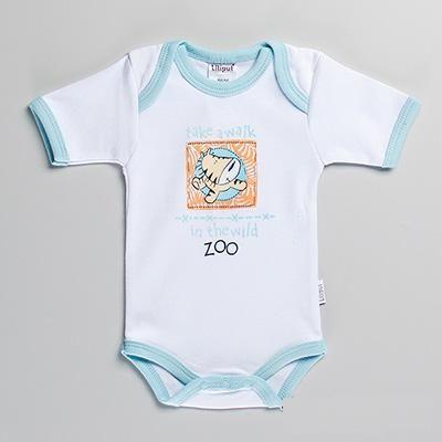 Боди детское Zoo размер 86