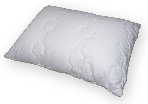 Подушка 2-х камерная Льняное волокно