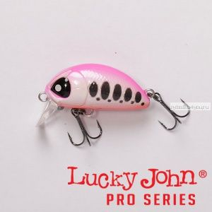 Купить Воблер LJ Pro Series HAIRA TINY 44F 4,4 см / 7 гр цвет 203 до 0,3 м Shallow Pilot