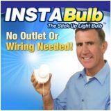 Небьющаяся лампа InstaBulb (на батарейках)