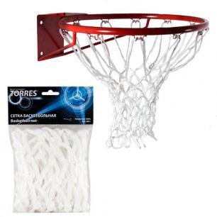 Сетка для баскетбольного кольца Torres 6мм.