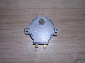 СВЧ_Мотор тарелки 5/6 R.P.M 4 W (вал пластм.полумесяц)220V