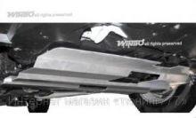 Защита картера, Winbo, алюминий, V - 3.0л с Акпп