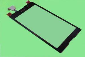 Тачскрин Sony C2305 Xperia C (black) Оригинал
