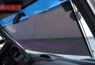 Шторка на лобовое стекло с роликовым механизмом 50*125 см