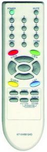 Пульт ДУ LG 6710V00124D