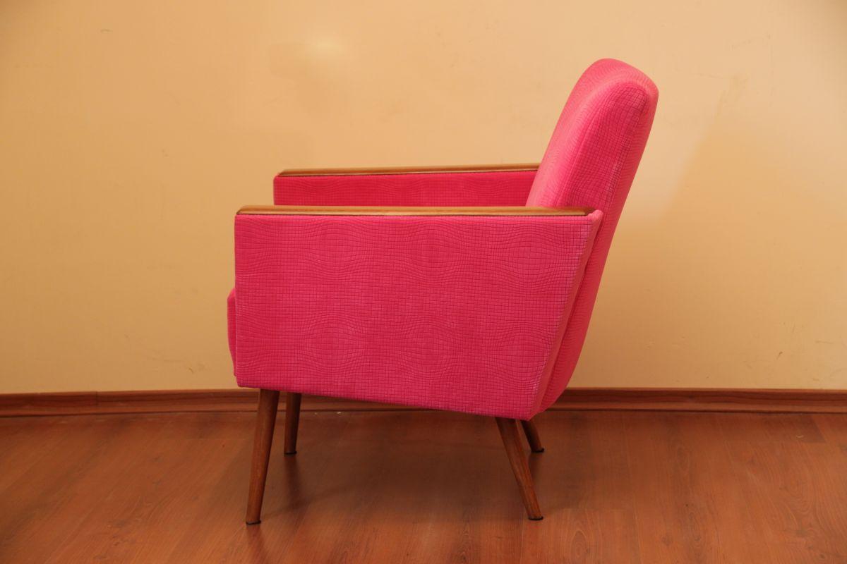 Винтажное кресло на тонких ножках: ПРОДАНО