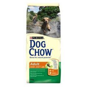 DOG CHOW ADULT для собак Курица Рис 14 кг